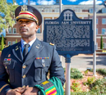FAMU grad is first in his family to receive diploma, bachelors and master's degrees
