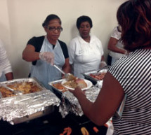 First Baptist Piney Grove hosts Thanksgiving for the public