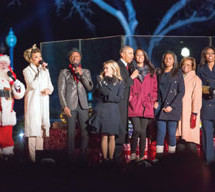 First Family lights National Christmas Tree