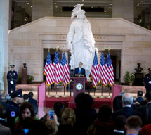 Remarks by President Barack Obama at the Commemoration of the 150th Anniversary of the 13th Amendment