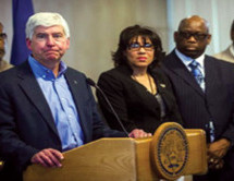 Flint's filthy water and Governor Snyder