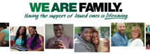 We Are Family highlights critical role support plays for those living with HIV
