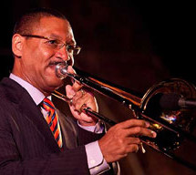 Delfeayo Marsalis, jazz royalty