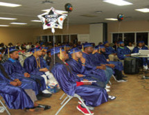 Healthy Mothers, Healthy Babies fatherhood mentoring program holds eighth annual graduation program: 'There's No Hood like FATHERHOOD!'