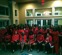 North Broward County (FL) Chapter of The Links, Incorporated celebrates National Heart Month