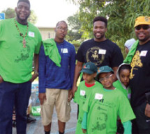South Miami-Dade County Alphas honor MLK through Community Service