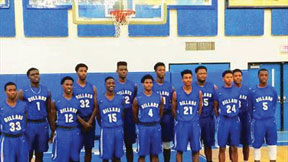 DILLARD-BASKETBALL-TEAM