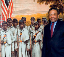 From Civil War to Civil Rights, Frank Smith lives Black History
