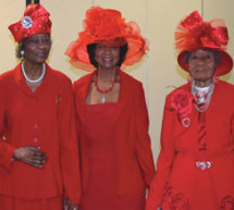 North Broward County (FL) Chapter of The Links, Incorporated hosted a Red Dress Tea