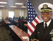U.S. Naval Commander Nathan J. King overcomes major obstacles to become a true American Hero