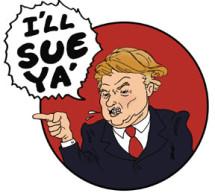 Donald Trump is junk