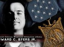 Medal of Honor – U.S. Navy SEAL Senior Chief Edward C. Byers, Jr