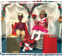 Community Christian School (CCS) would like to congratulate the new reigning King and Queen for 2016