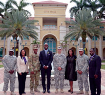 Miramar's hometown military heroes recognized