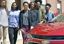 NNPA, Chevrolet announce 2016 Discover the unexpected Journalism Fellows