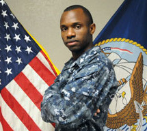 South Plantation High School graduate serving with a U.S. Navy helicopter squadron