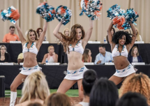 Miami Dolphins: Hold South Florida Cheerleading Auditions