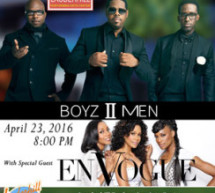 Lauderhill Performing Arts Center Grand Opening With Boyz II Men and Special Guest EnVogue
