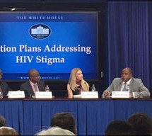 White House meeting on HIV stigma examines interventions, measures, actions