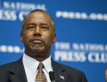 Ben Carson backs Donald Trump, criticizes GOP outreach in the Black community