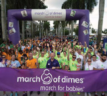 March for Babies annual walk gives every baby a fighting chance