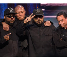 N.W.A. Joins Rock Hall Of Fame