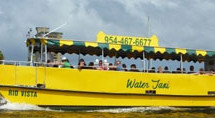 Stay-Cation Broward Water Taxi