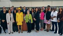 Congresswoman Frederica S. Wilson Marks Child Welfare Professionals Day
