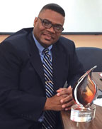 Martin T. Reid named 2016 National Principal of the Year