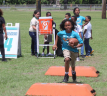 Miami Dolphins: Helping Kids Stay Fit With Their Gatorade Junior Training Camp