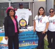 Congresswoman Frederica S. Wilson hosted free HIV Testing event to Observe National HIV Testing Day