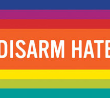 It is time to disarm hate—Remembering the terror at Mother Emanuel