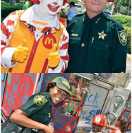 Scoops with BSO's Troops held in Deerfield Beach