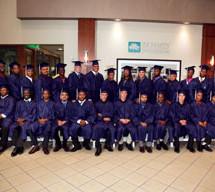 Twenty-seven young adults graduate as part of the Youth Automotive Training Center's Class of 2016