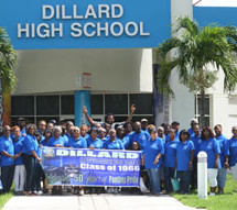 Dillard High School continues to make history!