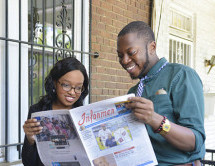 Discover The Unexpected:  NNPA journalism scholars are breaking news