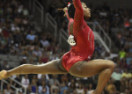 Gymnast Simone Biles Leads The U.S. Team To Rio