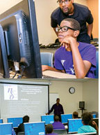 Broward College helps YMCA students set sights on higher education