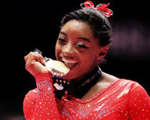 #BlackGirlMagic: Simone Biles & Gabby Douglas Named To U.S. Gymnastics Olympic Team