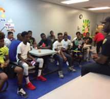 Fort Lauderdale Police Department partners with Boys and Girls Club of Broward County (Nan Knox Unit)