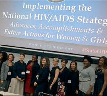 HIV among issues examined during White House's United State of women summit
