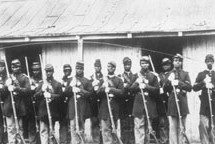 Five facts you need to know about the Buffalo Soldiers