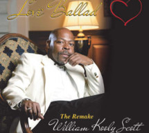 William Kooly Scott 'Love Ballad'