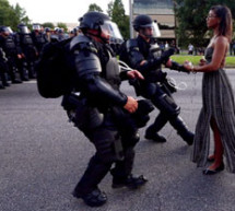 Woman from iconic BLM photo: 'We don't have to beg to matter'