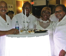 The Fifth Annual White Party Charity Fundraiser benefiting KIDs (Kids in Distress, Inc.)