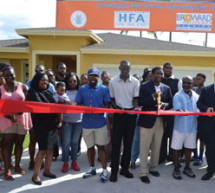 Commissioner Holness welcomes first time homebuyers to Franklin Park Estates