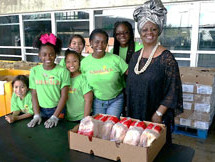 SCHOOL BOARD VICE CHAIR DR. DOROTHY BENDROSS-MINDINGALL (D-2) CO-HOSTED FARM SHARE FREE FOOD DISTRIBUTION EVENT AT MIAMI DADE COLLEGE – NORTH CAMPUS