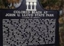 John U. Lloyd State Park Renamed After Local Civil Rights Activists