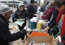 In more than 70 cities, it's illegal to feed the homeless because…