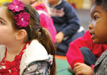 Two reasons why low income children are doing better in kindergarten
